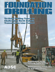Foundation Drilling May_June Geotechnology article-1