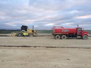 fly ash soil stabilization