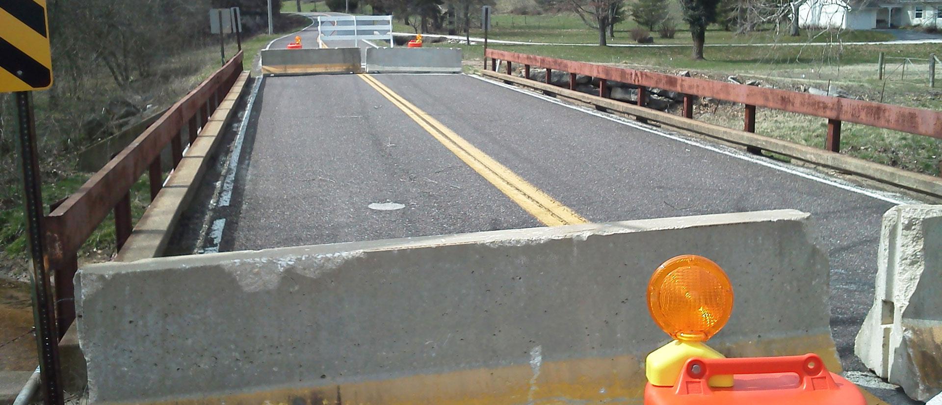 Bridge in Jefferson County