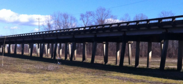 Mississippi DOT SR 32 Bridges